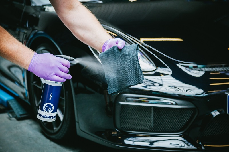 750ml Nanolex SiSpray - křemičitý sealant 10.000 km