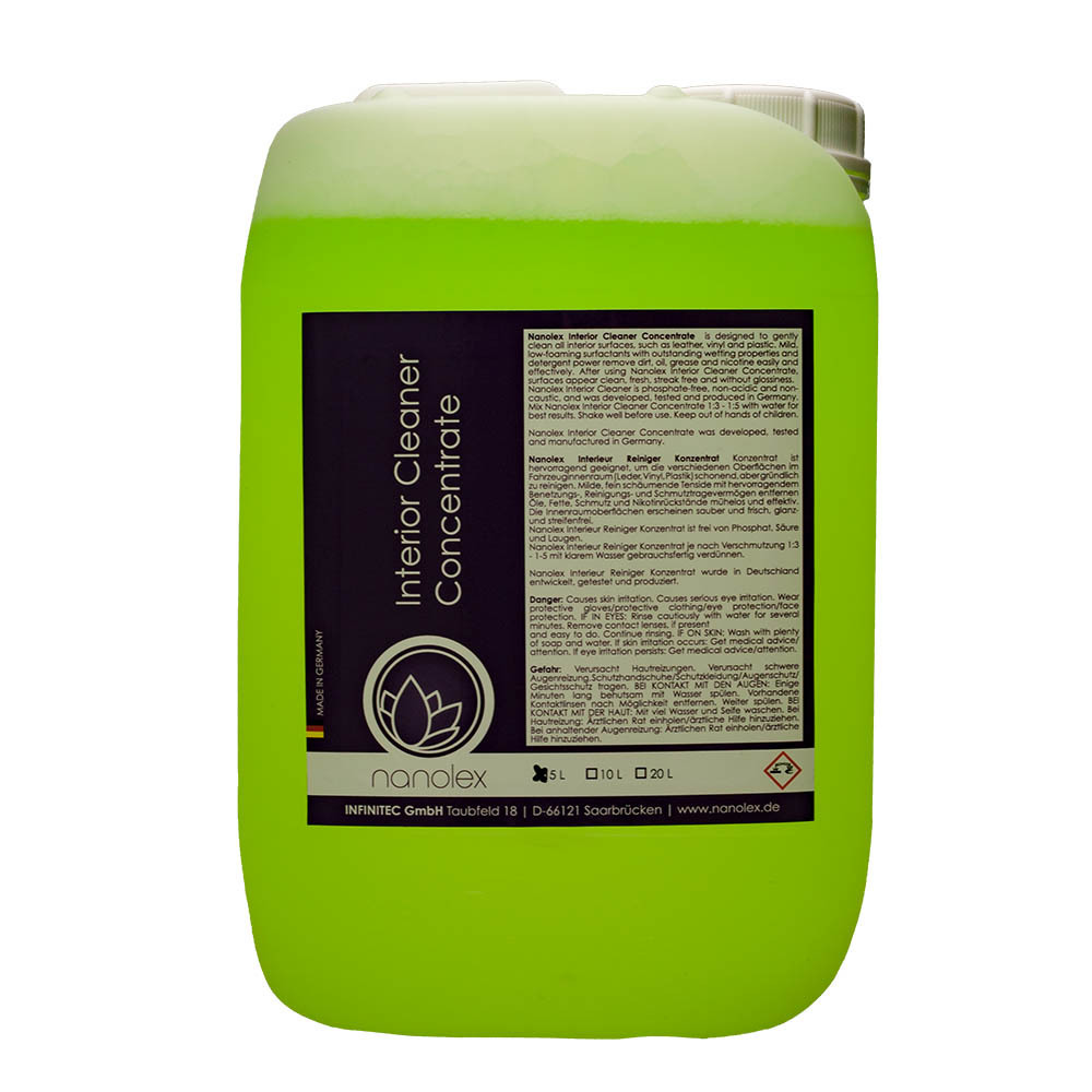 5000ml Nanolex Interior Cleaner Concentrate