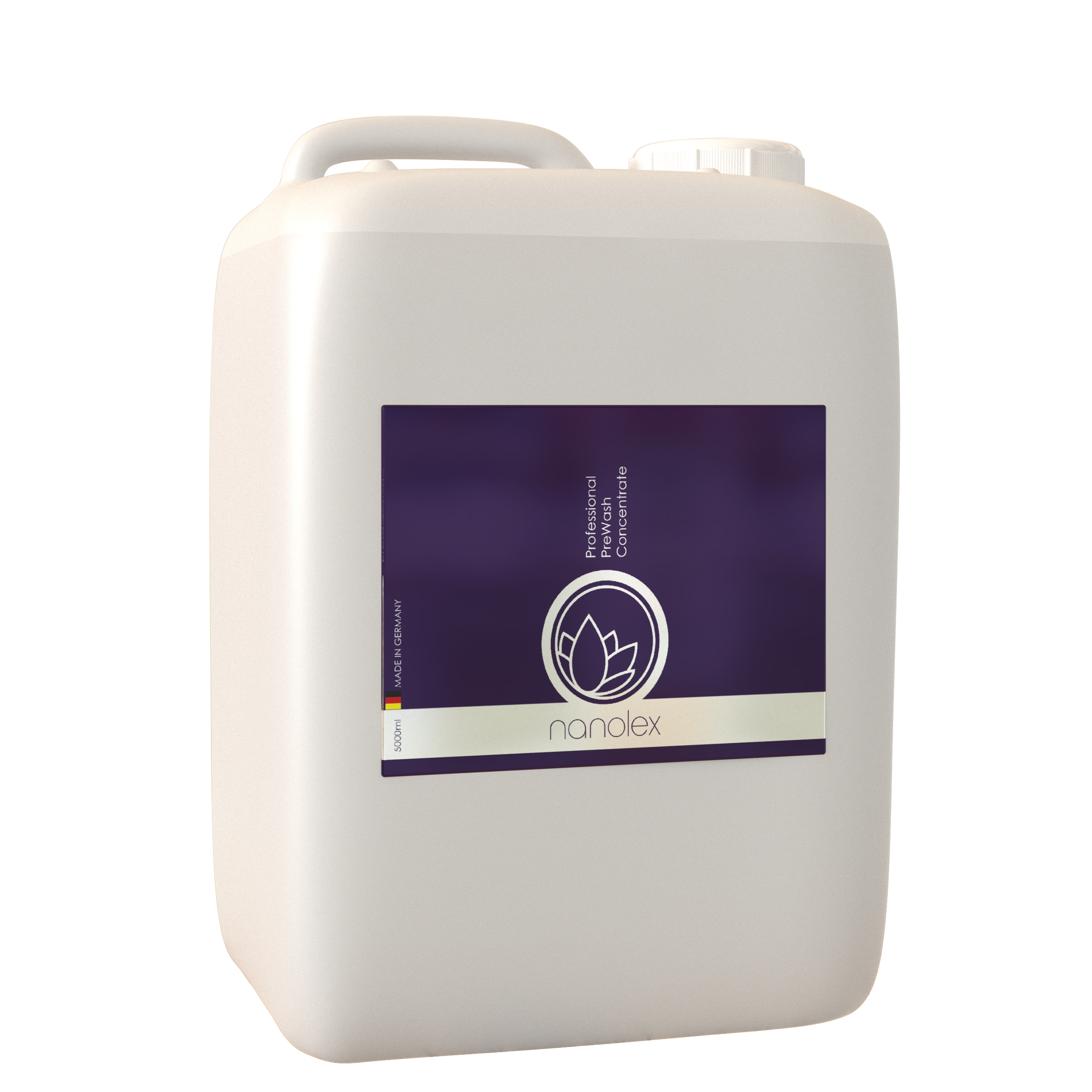 5000ml Nanolex Professional PreWash Concentrate