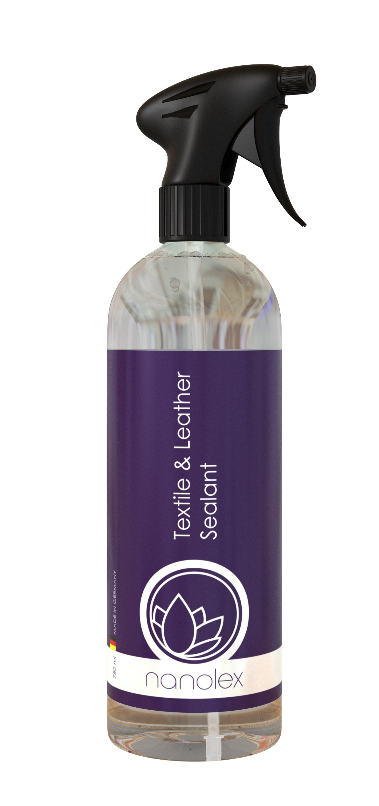 750ml Nanolex Textile & Leather Sealant